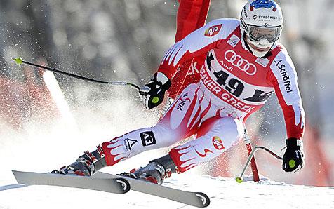Rainer Schönfelder kämpft um letzte Olympia-Chance (Bild: APA/HELMUT FOHRINGER)