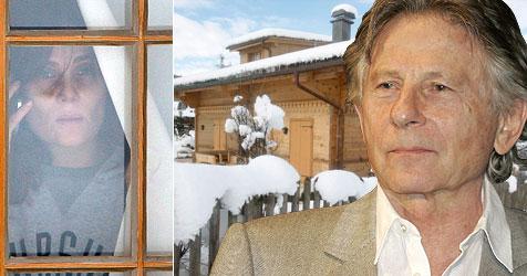 Roman Polanski in Gstaad bei seiner Familie eingetroffen