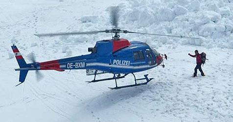 Salzburger stirbt bei Lawinenabgang im Tiroler Pitztal (Bild: APA/Haijes)
