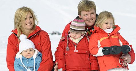 Holland feiert 6. Geburtstag der künftigen Königin (Bild: APA/Stiplovsek Dietmar)