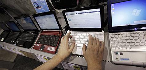 Netbooks treiben Verkäufe mobiler Computer hoch