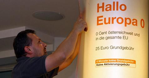 AK-Klage gegen Werbung von Orange erfolgreich (Bild: Orange)