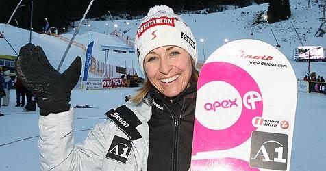 Doresia Krings gibt den Rücktritt vom Rücktritt bekannt (Bild: Andreas Tröster)