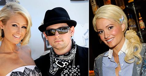 Hefner-Hase Holly Madison krallt sich Hilton-Ex Madden