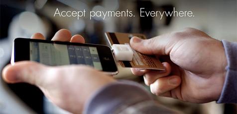 Kreditkartenleser für das iPhone kurz vor Einführung