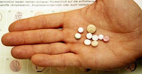 Einbrecher stehlen Sammler 2.400 Ecstasy-Pillen