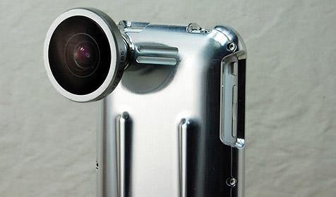 Wechselobjektive für das iPhone entwickelt (Bild: Factron/Factus Design)