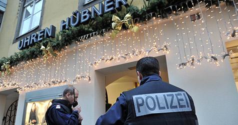 Zeuge im Fall des Linzer Juwelier-Raubs aufgetaucht (Bild: Horst Einöder)
