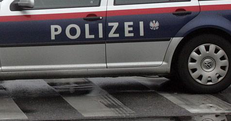 Diebesduo rammt Wagen bei Versuch zu flüchten (Bild: Andi Schiel)