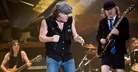 Umweltschützer laufen Sturm gegen AC/DC-Konzert