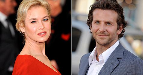 Renee Zellweger und Bradley Cooper ziehen zusammen