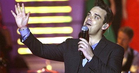 Robbie Williams patzt ausgerechnet bei eigenem Hit