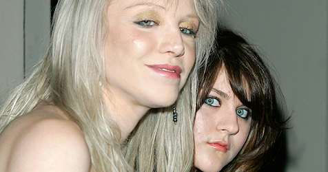 Richter entzieht Courtney Love Sorgerecht