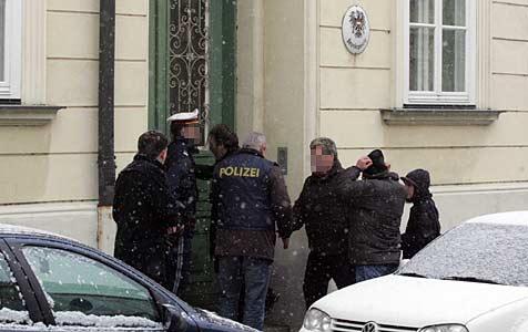 Anklage nach Todesschuss am Gericht eingebracht (Bild: Andi Schiel)