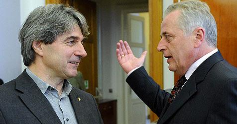 Ex-Sozialminister Buchinger neuer Behindertenanwalt (Bild: APA/Robert Jaeger)