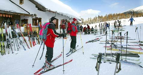 Polizei warnt vor Diebstählen beim Wintersport (Bild: Christof Birbaumer)