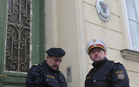 Mann zeigt  nach Todesschuss am Gericht keine Reue (Bild: APA/Herbert Pfarrhofer)