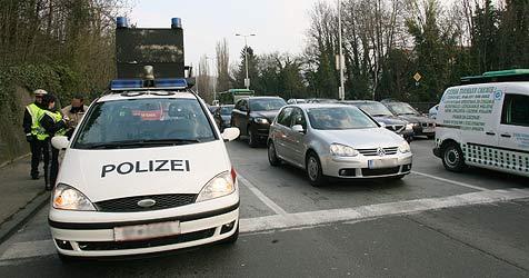 """Sicherheit auf heimischen Straßen """"Opfer"""" der Statistik (Bild: Jürgen Radspieler)"""