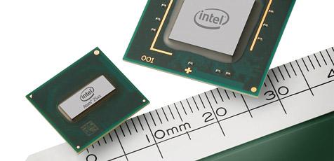 Intel stellt neuen Atom-Prozessor für Netbooks vor (Bild: Intel)