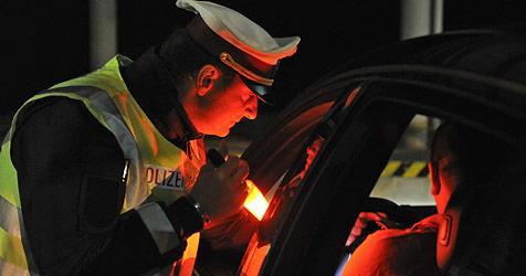 Polizei zieht Diebe und Schieber aus dem Verkehr (Bild: APA/Herbert Neubauer)