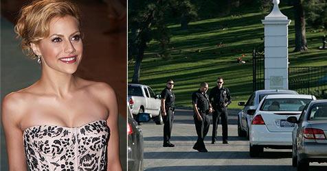 Brittany Murphy am Heiligen Abend in aller Stille bestattet