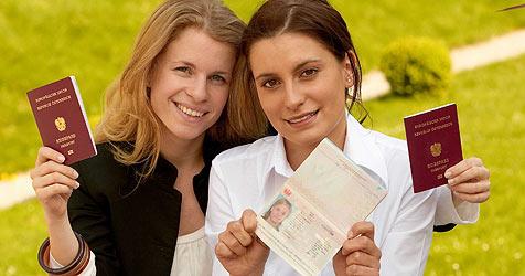 Jeder zehnte Landsmann braucht neuen Pass (Bild: BMI)