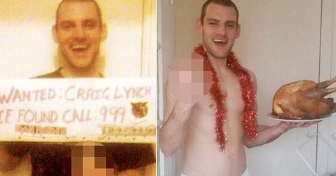 """""""Facebook-Gangster"""" von Polizei gefasst (Bild: Facebook)"""