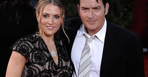 Heftig-deftige Sex-Enthüllungen über Sheen und Ehefrau