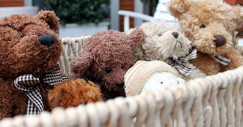 Erholungsurlaub für Kuschel-Teddys (Bild: © 2009 Photos.com, a division of Getty Images)