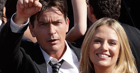 Charlie Sheen und Frau wollen sich wieder versöhnen