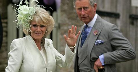 Herzogin Camilla wurde Großmutter von Zwillingen