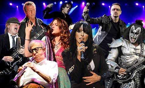 Von AC/DC bis U2: 2010 wird das Jahr der Top-Konzerte