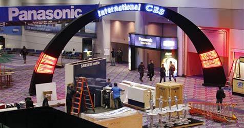 Hersteller vor CES in Las Vegas optimistisch