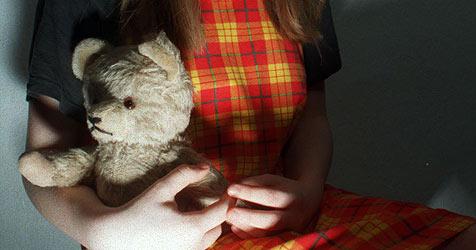 Salzburger soll seine drei Kinder missbraucht haben (Bild: Martin Jöchl)