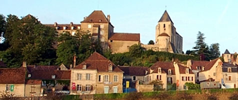 Französisches Dorf nimmt immer noch Franc an (Bild: www.ville-leblanc.fr)