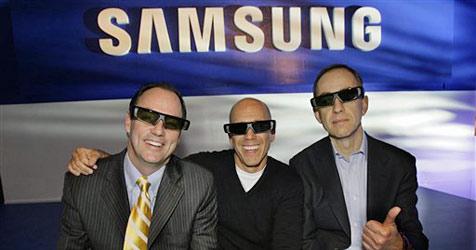 Samsung und Dreamworks bringen 3D-Paket