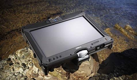 Auch Dell und Motorola stellen Tablet-PCs vor (Bild: Dell)