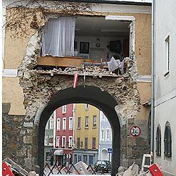 """Bauarbeiten am """"Passauer Tor"""" starten (Bild: Stadtgemeinde Schärding)"""