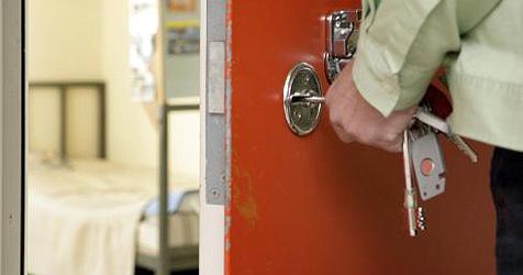 Hallein: Studentin im achten Monat sollte hinter Gitter (Bild: dpa/A3796 Uwe Anspach)