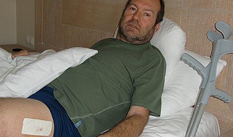 Perchtoldsdorfer sitzt nach Unfall in der Türkei fest (Bild: Sylvia Marz-Wagner)
