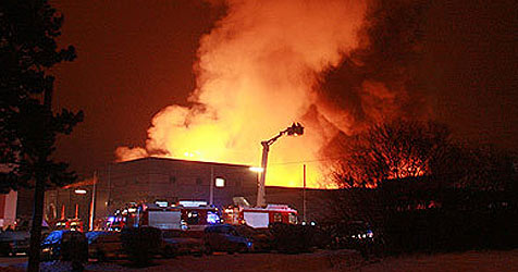 Kollegen belasten mutmaßlichen Brandstifter (Bild: Foto Kerschi)