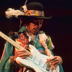 Hendrix-Album mit unveröffentlichtem Material im März (Bild: AP)