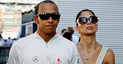 Lewis Hamilton trennt sich von Nicole Scherzinger