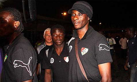 Togos Team nach Anschlag in Angola wieder daheim
