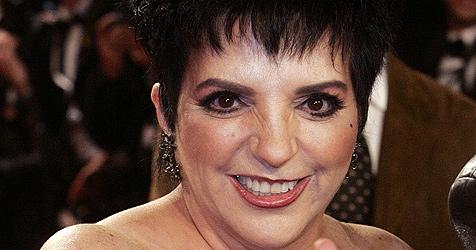 US-Sängerin Liza Minnelli bekommt ein neues Knie