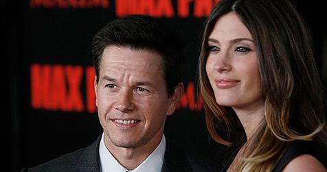 Mark Wahlbergs Frau Rhea bringt Mädchen zur Welt