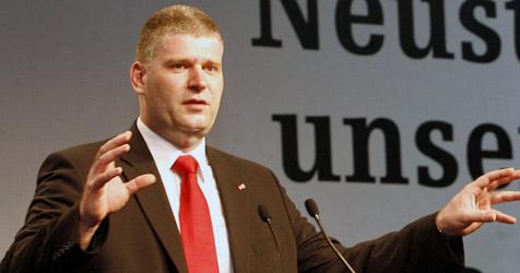 "SPNÖ-Chef-Leitner fordert ""mehr Stil in der Politik"" (Bild: APA/Herbert P. Oczeret)"