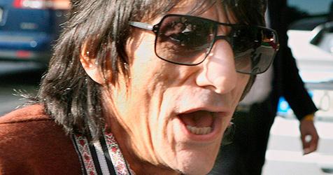 Stones-Rocker Ron Wood soll neue Freundin haben