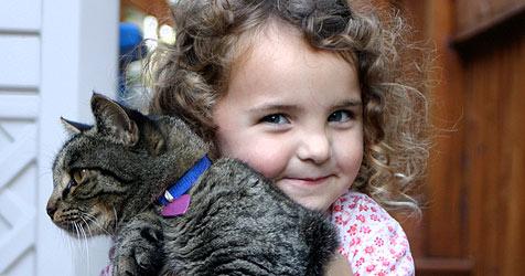 Welches Haustier passt zu meinem Kind? (Bild: © 2010 Photos.com, a division of Getty Images)