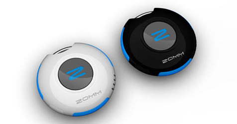 """Zomm"" nimmt Handys an die Funkleine (Bild: Zomm)"
